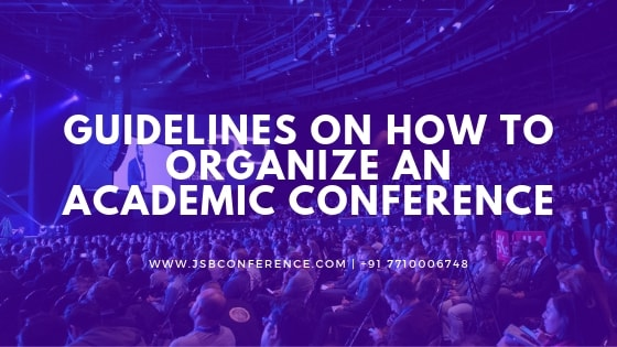 Organize-an-Academic-Conference