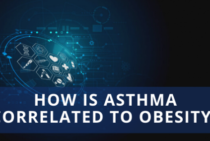 How is Asthma Correlated to Obesity