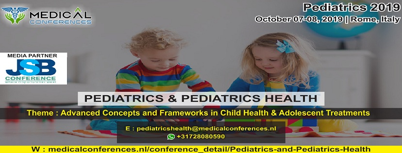 International Conference on Pediatrics & Pediatrics Health