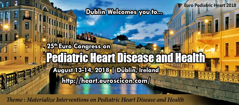 Pediatric Cardiology Conferences | Euro Heart Events